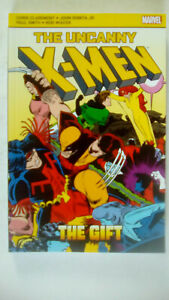 The Uncanny X-Men The Gift Marvel Pocket Book 2013
