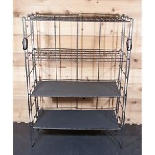 Easy-Up® Pro Folding Shelving Unit for barns stables horses