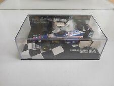 Minichamps F1 Formula 1 Williams Renault FW 19 German Driver on 1:43 in Box