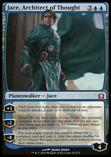 MTG JACE, ARCHITECT OF THOUGHT SPANISH EXC JACE, ARCHITETTO DEL PENSIERO