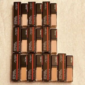 New In Box SHISEIDO Synchro Skin Self-Refreshing Concealer Full Size Pick Shade