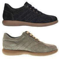 FRAU 27C2 ROCCIA BLU SUEDE scarpe uomo pelle camoscio polacchine casual sneakers