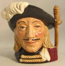 Royal Doulton Small Character Jug Aramis One of the Three Musketeers D6454