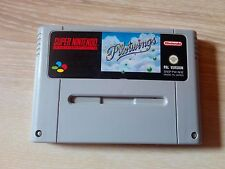 Super Nintendo (SNES) Spiel Pilotwings PAL