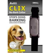 Clix No-Bark Collar Small 9-16in - 3kg And 11kg Dogs