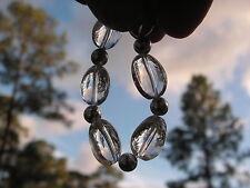 ...Sterling Silver,Rock Crystal Quartz Bracelet...