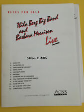 Drum-Charts from CD Thilo Berg Big Band Blues For Ella