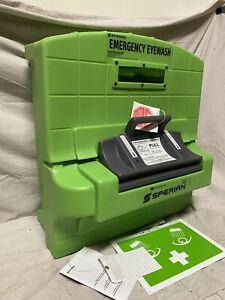 HONEYWELL 32-001000-0000 Eye Wash Station 7 gal Tank Cap Activates By Pull Tray