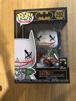 Heroes DC Batman 80 Years  The Joker's Wild  Funko Pop Vinyl  Figure