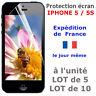 FILM PROTECTION écran IPHONE 5 / 5S / 5C/ SE -LOT-protège vitre avant protecteur