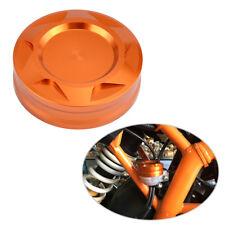 CNC Rear Brake Fluid Reservoir Cover Cap For KTM 125/200/390 Duke RC 125 200 390