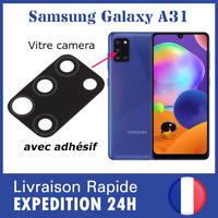 Pour Samsung Galaxy A31 vitre lentille arrière appareil photo camera lens cover