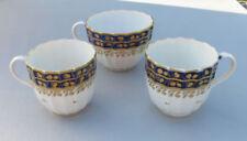 Blue Unboxed Coalport Porcelain & China