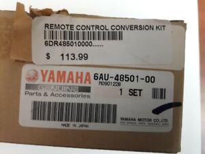 YAMAHA REMOTE CONTROL ATTACHMENT KIT # 6AU-48501-00