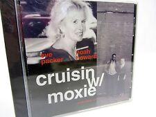 Eve Packer & Noah Howard Cruisin w/ Moxie poetry jazz Altsax 90023 CD NEW sealed