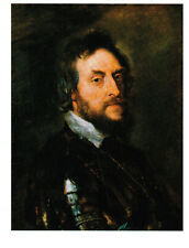 Card art PETER PAUL RUBENS 🎨 painting portrait THOMAS HOWARD EARL OF ARUNDEL
