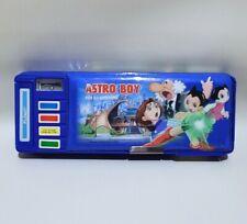 Rare vintage Astro Boy Multifunction Stationery flomo Pencil Case