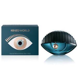 Kenzo World Intense Eau De Parfum  for woman 75 ml
