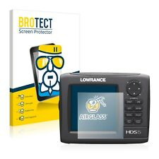 CHARS Film Lowrance hds-5 gen2 Protection chars Glasfolie Protection d'écran