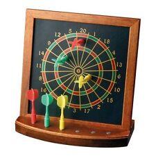 Mini en bois bureau table top magnétique fléchettes jeu jouet-cible de fléchettes & arrows 2899