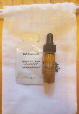 Laurel Skin Unburden Serum & Josh Rosebrook tinted nutrient day cream minis