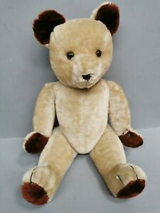 ancien Ours en Peluche . Jouet vintage era steiff teddy bear ...