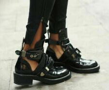 Balenciaga Leather Upper Low (1-1.9 in
