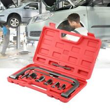 10 Pcs Valve Spring Compressor Kit Removal Installer Tool For Car Motorcycle
