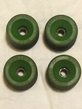 Vintage Old School  slime Green 70mm kryptonics skateboard Wheels DogtownNo Res