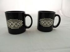 NWT VINTAGE SUPER BOWL XXX Black  Mug HERITAGE PEWTER USA Cowboys Steelers