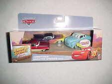 Disney Pixar Cars Hometown Radiator Springs 3 Pack Exc.Jonas Revera Greta Ramone