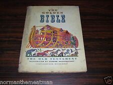 THE GIANT GOLDEN BIBLE- ILLUSTRATED BY FEODOR ROJANKOVSKY - PUBLISHED 1946