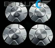 2002-2003 CHEVROLET CHEVY TRAILBLAZER 17 INCH WHEEL HUB CENTER CAP CAPS SET NEW
