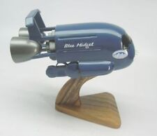 Red Dwarf Blue Midget Spacecraft Wood Model Replica XXL Free Shipping