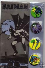 Batman button collection #1 c.1989