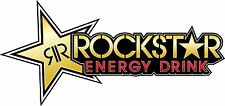 ROCKSTAR ENERGY DRINK 1 PAIR Vinyl Decal Stickers