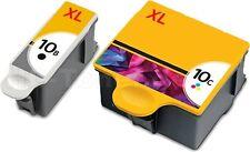 2x PATRONEN für KODAK 10B 10C ESP3 ESP7 ESP9 ESP3250 ESP5210 ESP5220 ESP5230