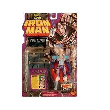 Marvel Comics Iron Man Figure Century with Cape and Battle Staff