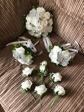 Wedding Flower Package  NEW Bridal Flower Package (BUNDLE)  ONLY £65.00