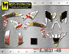 Yamaha YfZ YFz 450 R 2009 up to 2013 decals graphics stickers kit Moto-StyleMX