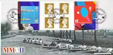 Bradbury FDC - London Olympics - Retail Booklet 3 - SG-PM24