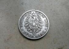 5 mark 1876 B. Preußen.  Super Erhaltung