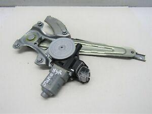 NISSAN JUKE 2010-14 NEARSIDE/LEFT REAR WINDOW MOTOR & REGULATOR            #0189
