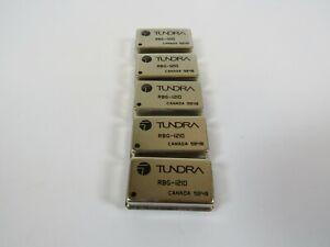 (5 NEW NOS) Tundra RBG-1210 Random Bit Generator DIP24