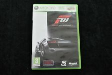 Forza Motorsport 3 XBOX 360 No Manual