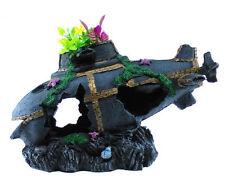 Unbranded Aquarium Ships