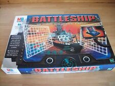 MB Games - Vintage Battleship Board Game 1999 - Classic Game of Naval Strategy