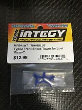 Integy Aluminum Alloy Front Shock Tower Losi 1/36 Micro T Front Shock Tower
