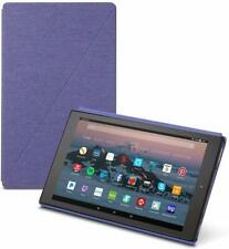 Amazon Fire HD 10 Tablet Case 7th Generation 2017 Release Cobalt Purple