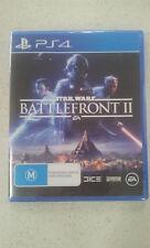 Star Wars Battlefront II 2 Sony PS4 Game With Bonus DLC Brand New & Sealed